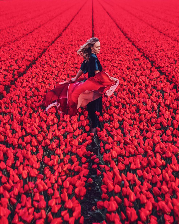 Cô gái lang thang khắp thế giới chụp ảnh đầy biến ảo - Ảnh 14.