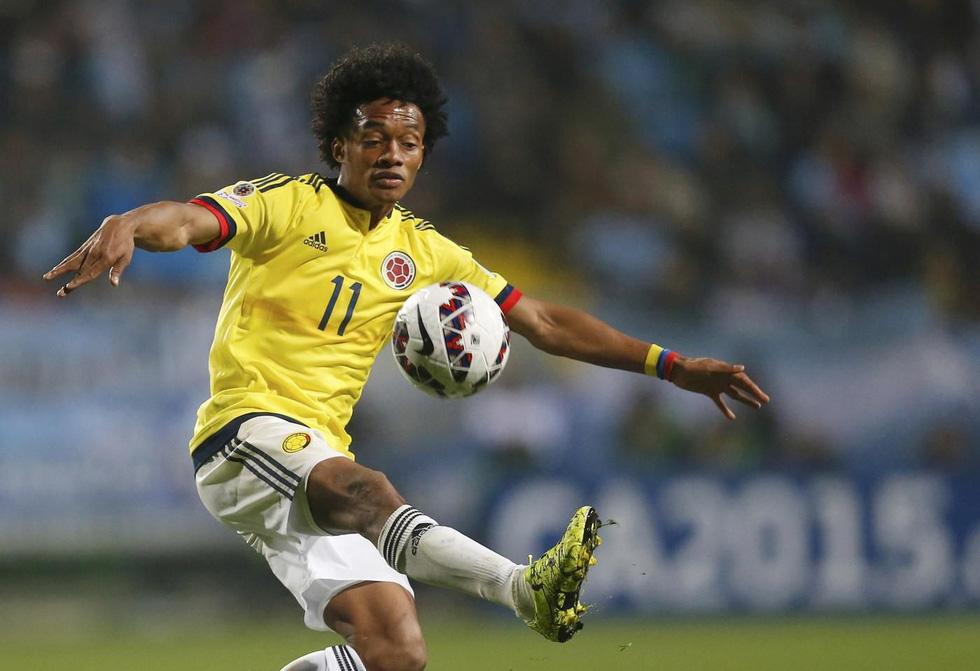 Top 20 cầu thủ đạt tốc độ nhanh nhất tại World Cup 2018 - Ảnh 16.