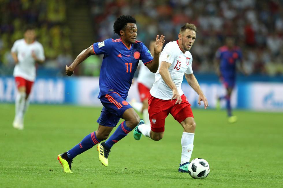 Top 20 cầu thủ đạt tốc độ nhanh nhất tại World Cup 2018 - Ảnh 8.