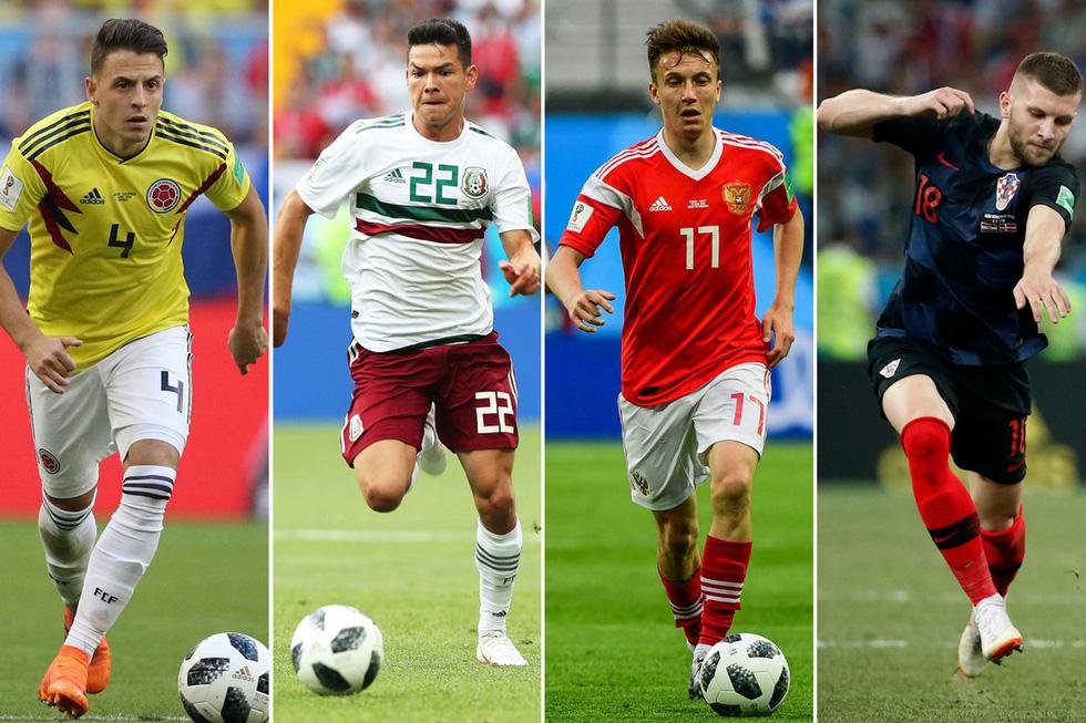Top 20 cầu thủ đạt tốc độ nhanh nhất tại World Cup 2018 - Ảnh 1.