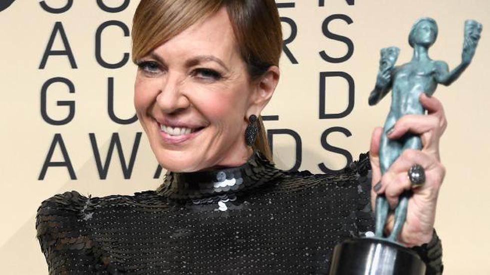 Nicole Kidman giành chiến thắng tại SAG Award - Ảnh 4.