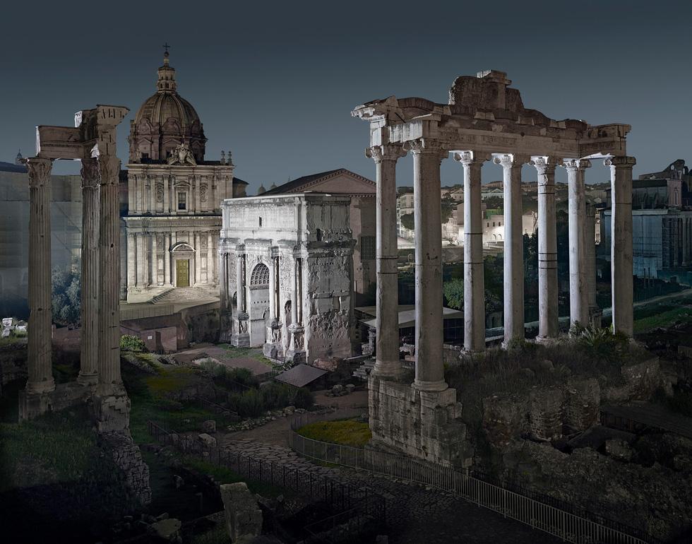 Ngắm ảnh các thành phố huyền thoại và rực rỡ về đêm - Ảnh 8.