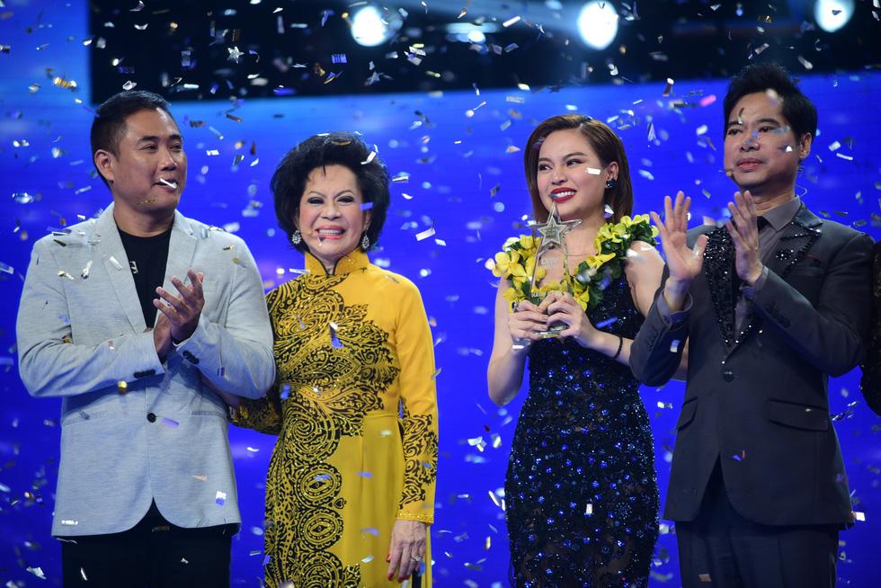 Giang Hồng Ngọc đoạt quán quân Cặp đôi hoàn hảo - Ảnh 1.
