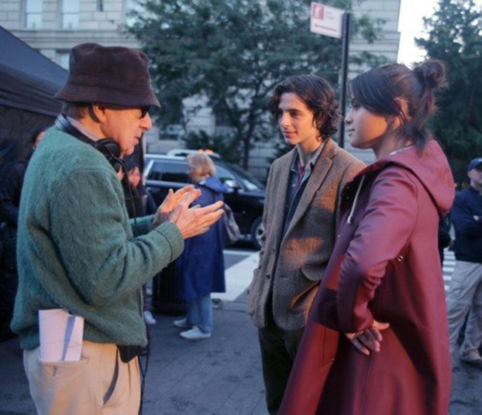 Phim mới của Woody Allen có thể xếp kho mãi mãi - Ảnh 2.