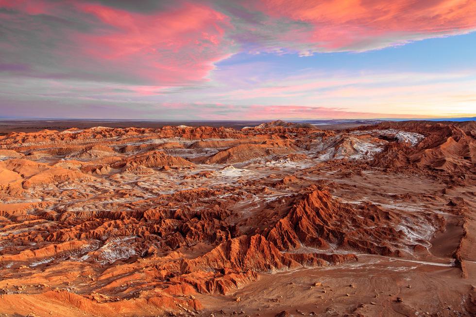 8 sa mạc đẹp như tranh vẽ - Ảnh 6.