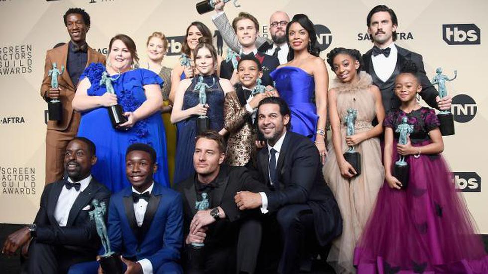 Nicole Kidman giành chiến thắng tại SAG Award - Ảnh 7.