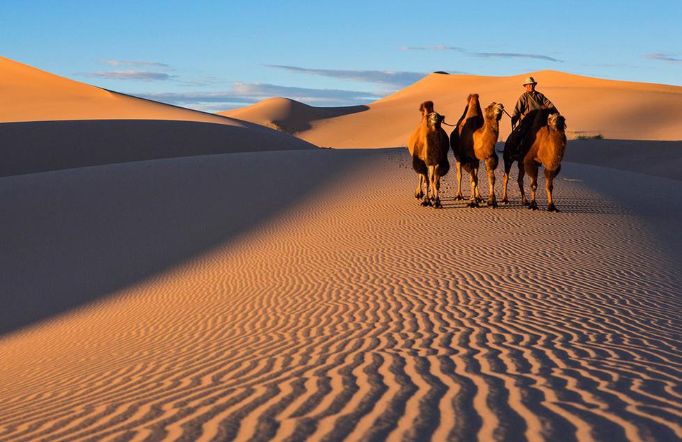 8 sa mạc đẹp như tranh vẽ - Ảnh 8.