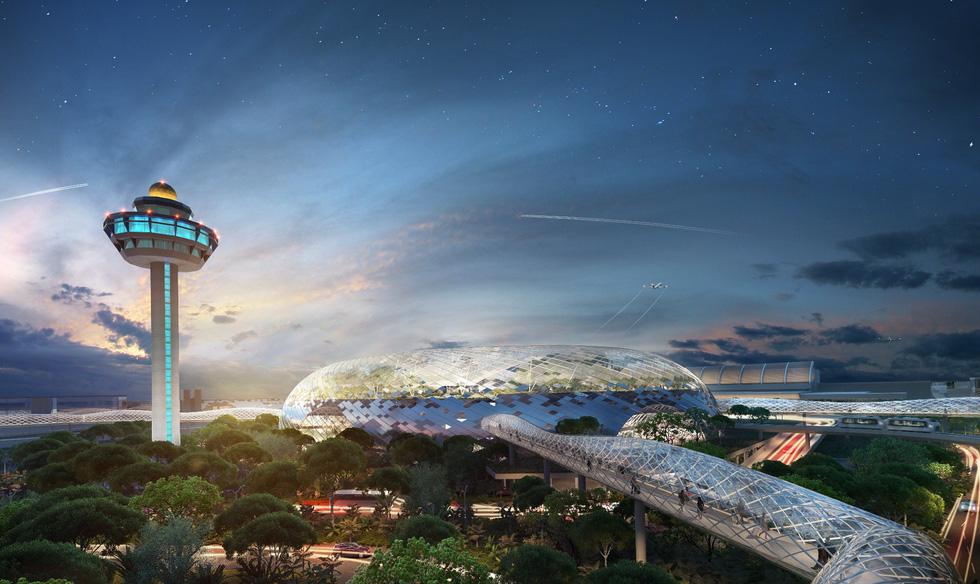 Changi là Oscar sân bay của thế giới - Ảnh 14.