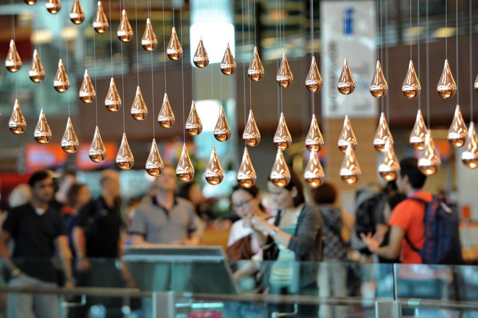 Changi là Oscar sân bay của thế giới - Ảnh 7.