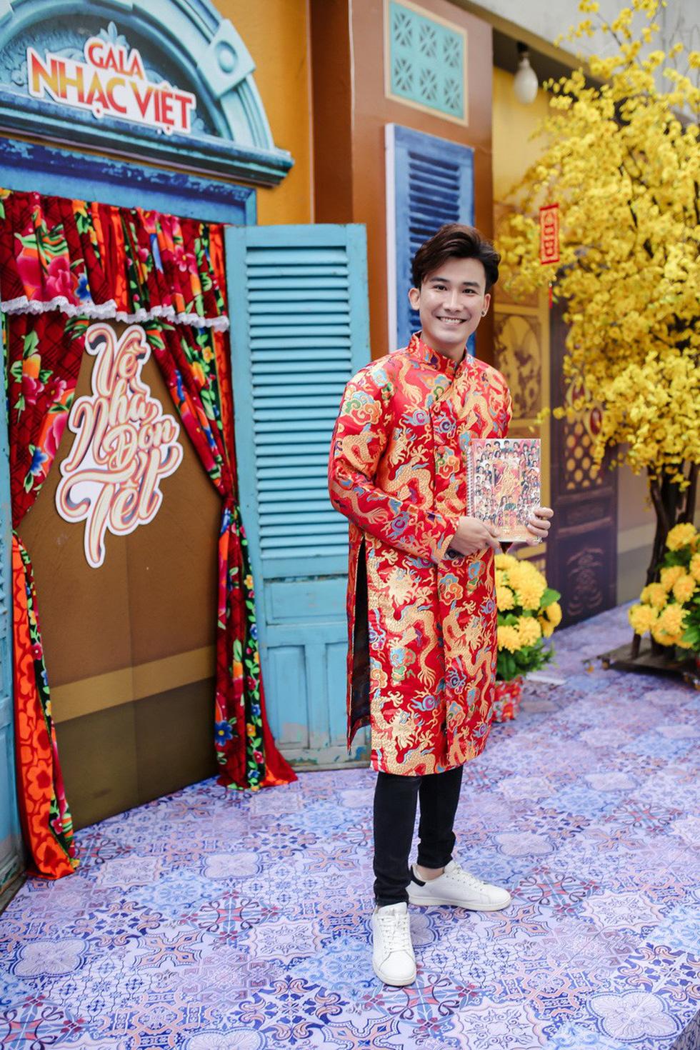 Mùa hoa trở lại mở màn Gala nhạc Việt Về nhà đón Tết - Ảnh 3.