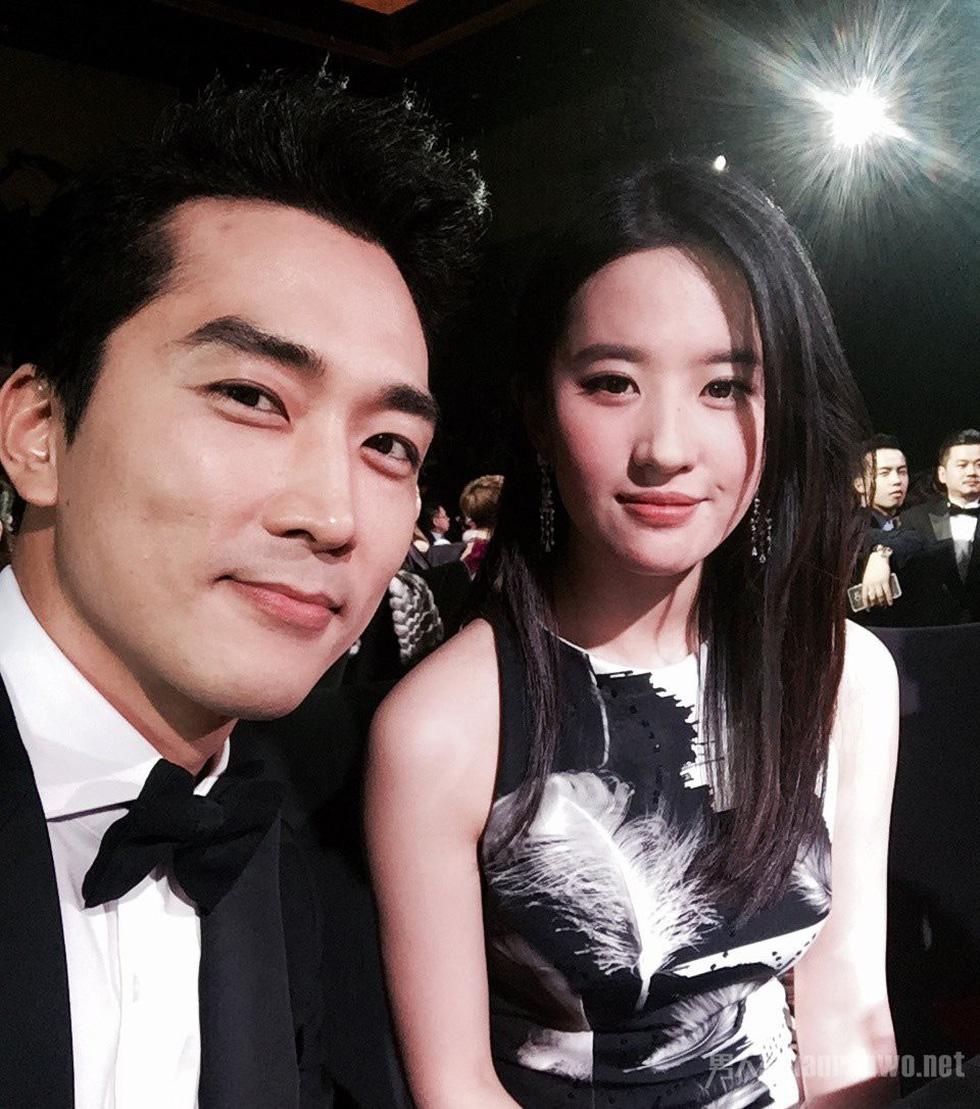 Song Seung Hun và Lưu Diệc Phi tuyên bố chia tay - Ảnh 2.