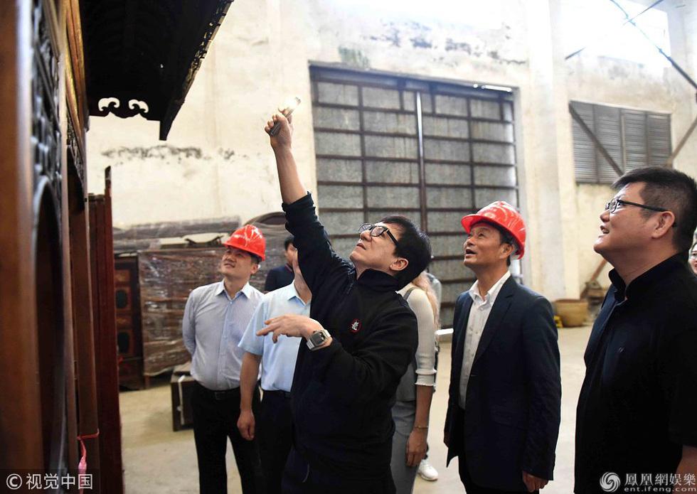 Thành Long tặng 4 căn nhà cổ được sưu tập trong 20 năm - Ảnh 4.