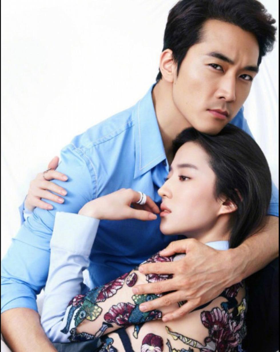 Song Seung Hun và Lưu Diệc Phi tuyên bố chia tay - Ảnh 6.