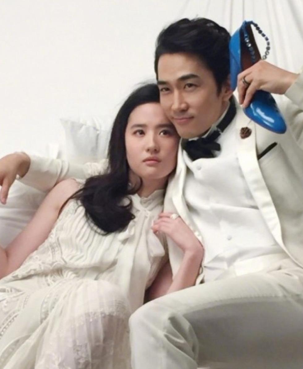 Song Seung Hun và Lưu Diệc Phi tuyên bố chia tay - Ảnh 7.