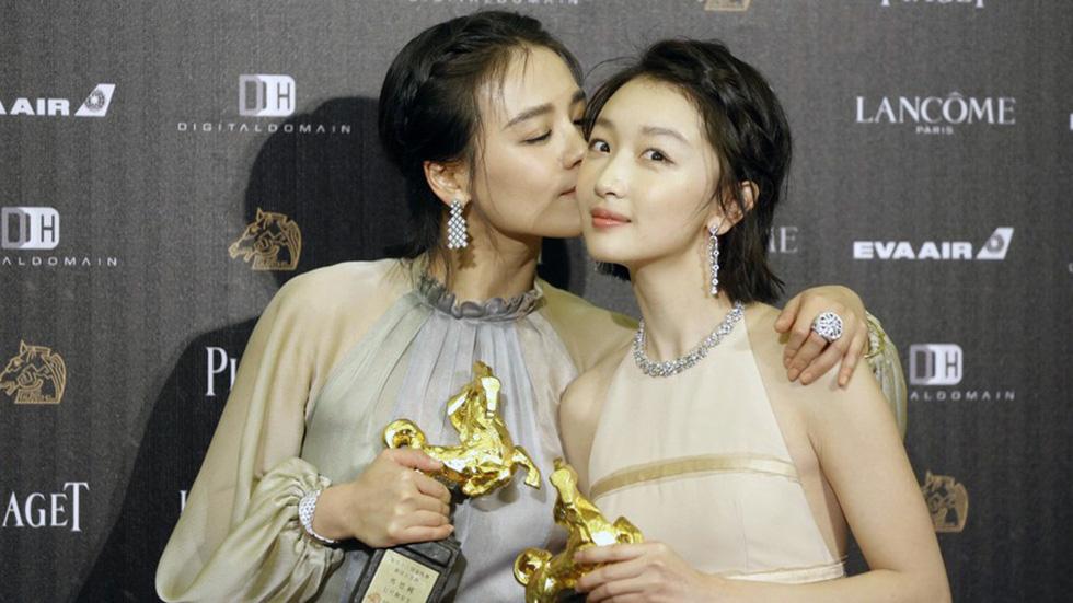 Những sao nữ Hoa ngữ khởi nghiệp từ vai đồng tính - Ảnh 20.