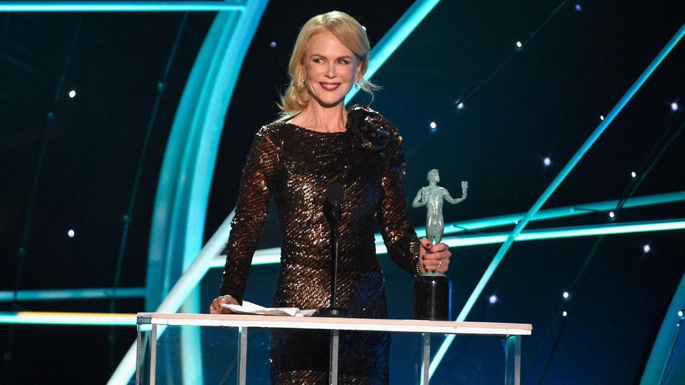 Nicole Kidman giành chiến thắng tại SAG Award - Ảnh 1.