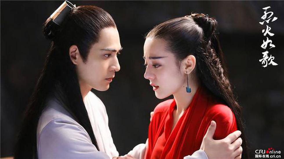 Lưu Diệc Phi, Triệu Lệ Dĩnh... phủ sóng màn ảnh Hoa ngữ - Ảnh 14.