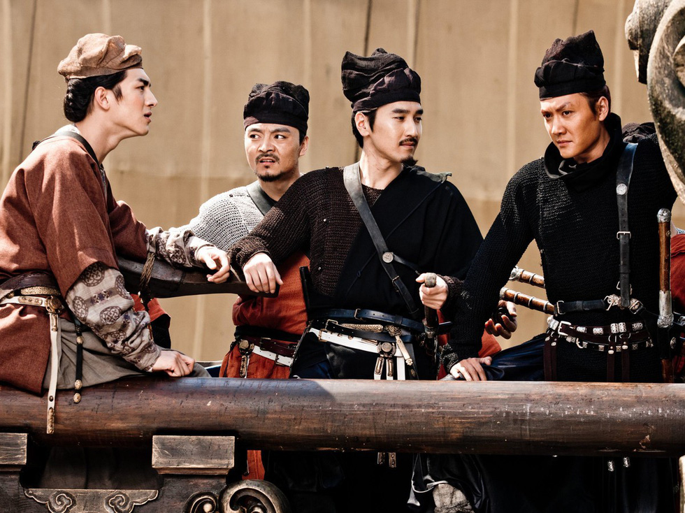 Những bộ phim làm nóng màn ảnh Hoa ngữ 2018 - Ảnh 7.