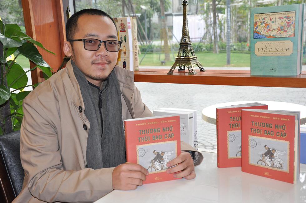 Thương nhớ thời bao cấp - sách tranh của Thành Phong và Hữu Khoa - Ảnh 1.