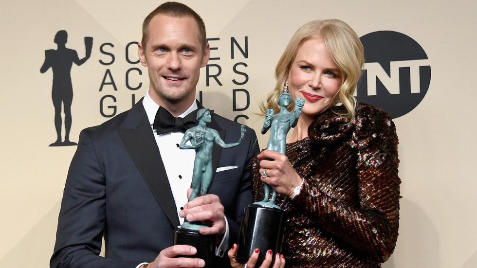 Nicole Kidman giành chiến thắng tại SAG Award - Ảnh 2.