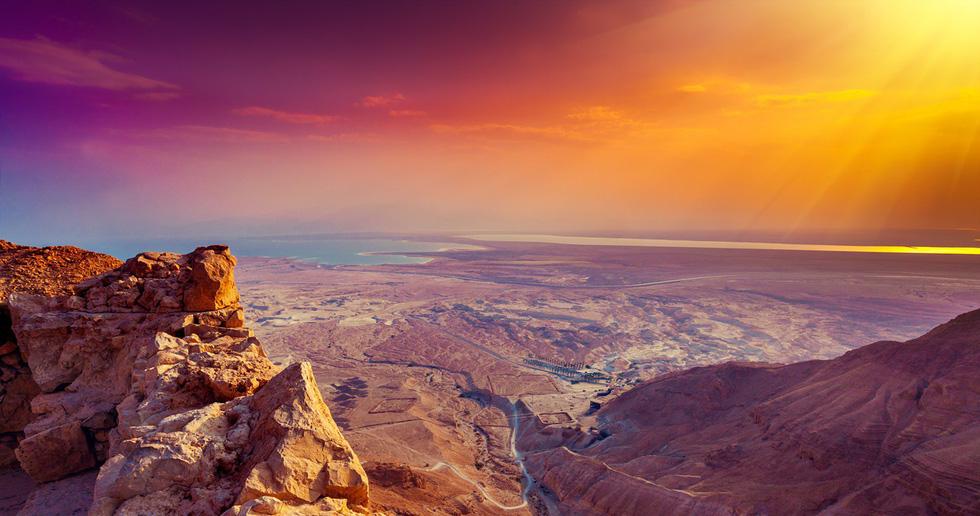 8 sa mạc đẹp như tranh vẽ - Ảnh 4.