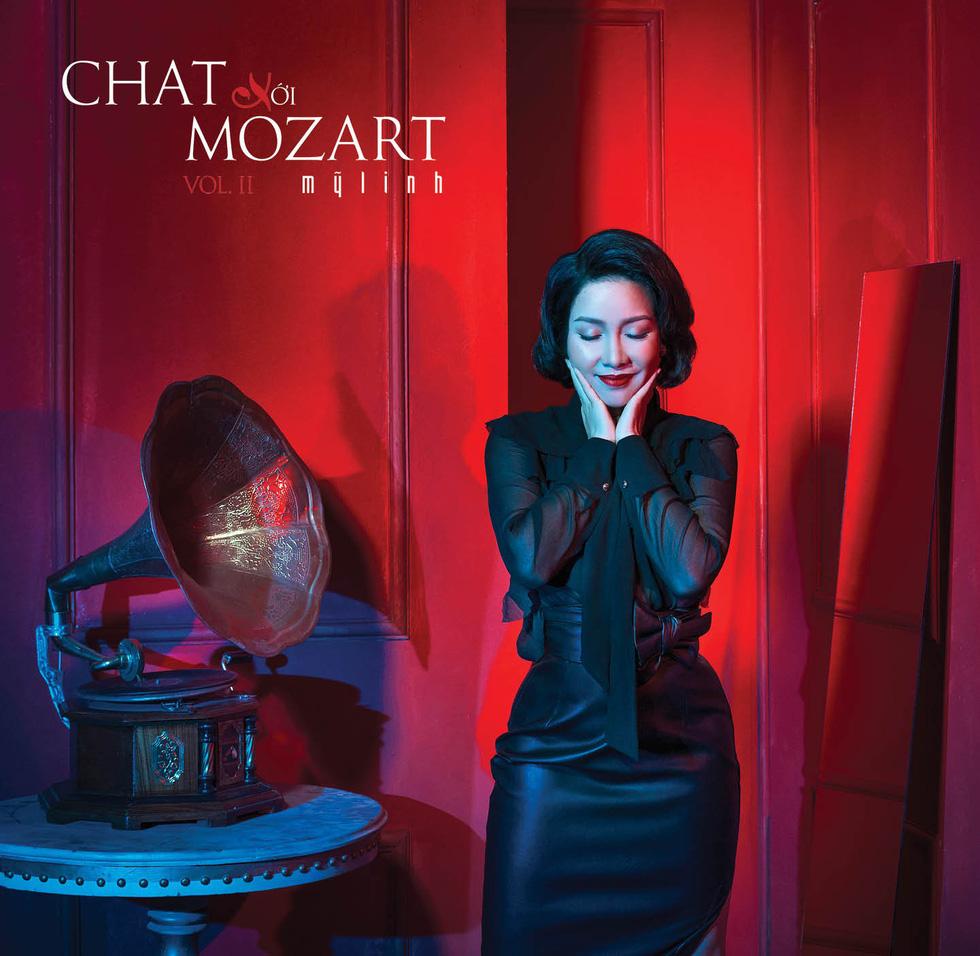 Chat với Mỹ Linh về Chat với Mozart 2: Trẻ lại, đàn bà và lạc quan hơn! - Ảnh 1.