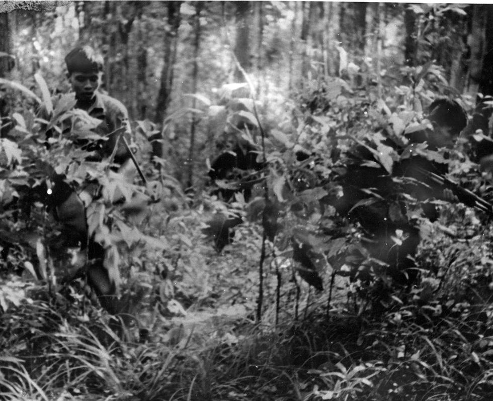 Bộ ảnh đặc biệt năm Mậu Thân 1968 của quân đội Mỹ - Ảnh 24.