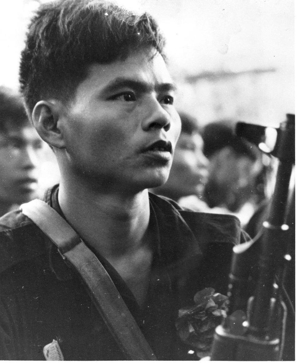 Bộ ảnh đặc biệt năm Mậu Thân 1968 của quân đội Mỹ - Ảnh 14.