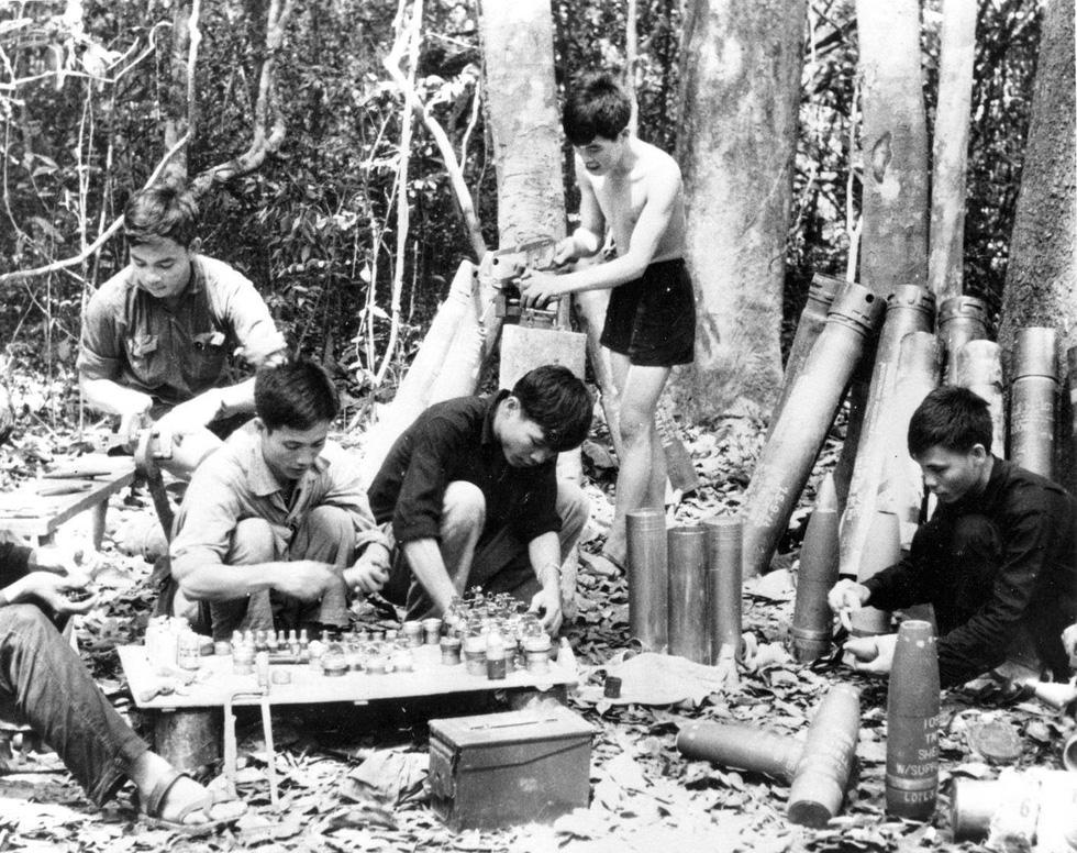 Bộ ảnh đặc biệt năm Mậu Thân 1968 của quân đội Mỹ - Ảnh 11.