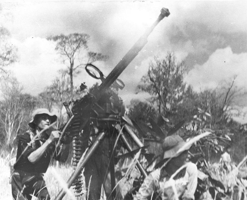 Bộ ảnh đặc biệt năm Mậu Thân 1968 của quân đội Mỹ - Ảnh 31.