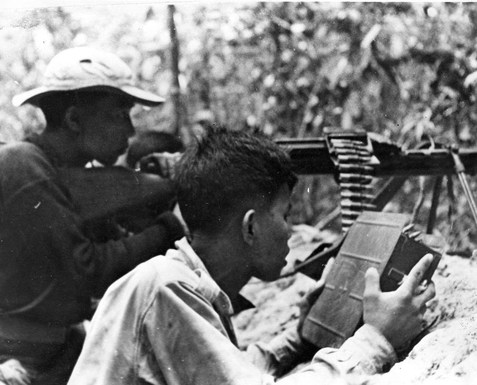 Bộ ảnh đặc biệt năm Mậu Thân 1968 của quân đội Mỹ - Ảnh 33.