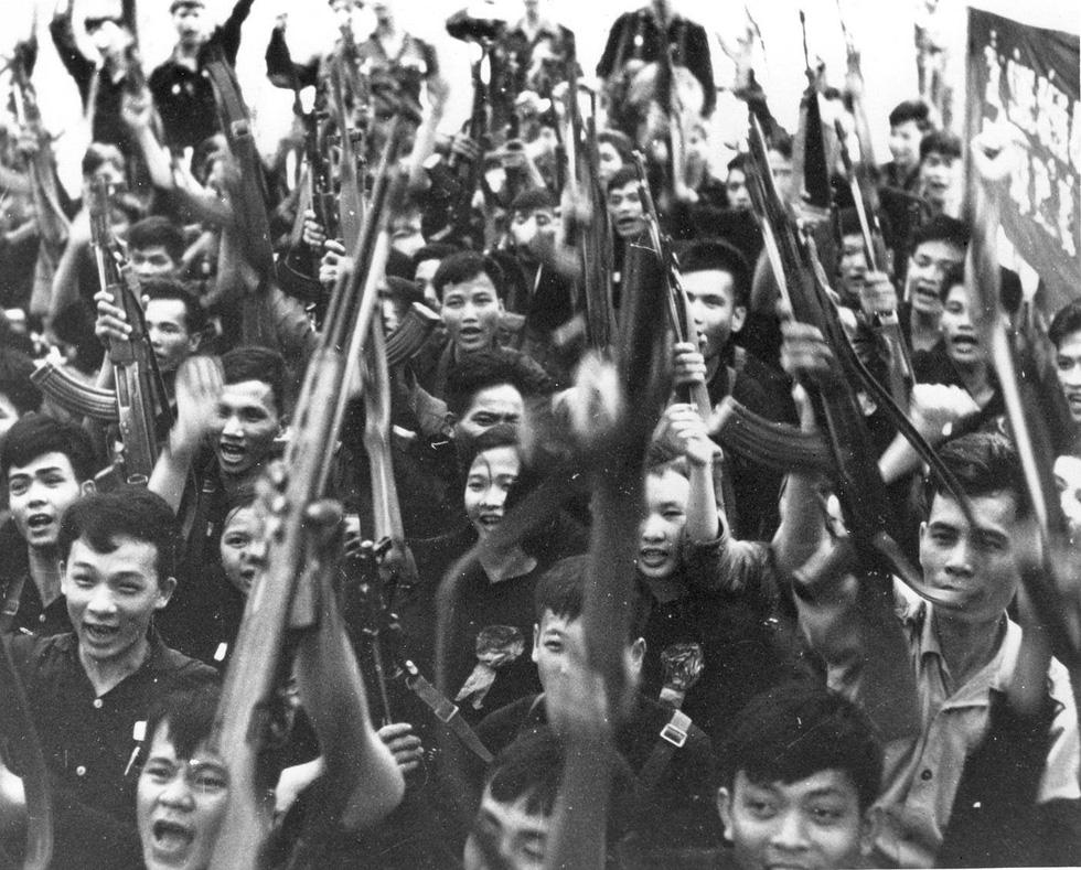 Bộ ảnh đặc biệt năm Mậu Thân 1968 của quân đội Mỹ - Ảnh 3.