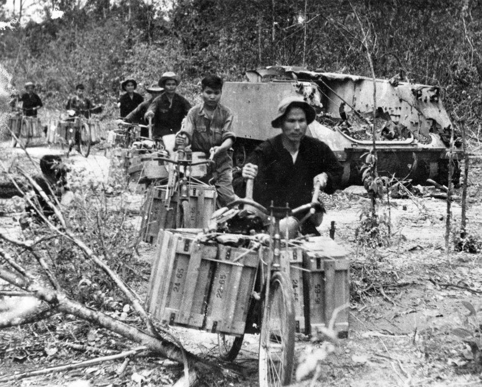 Bộ ảnh đặc biệt năm Mậu Thân 1968 của quân đội Mỹ - Ảnh 27.