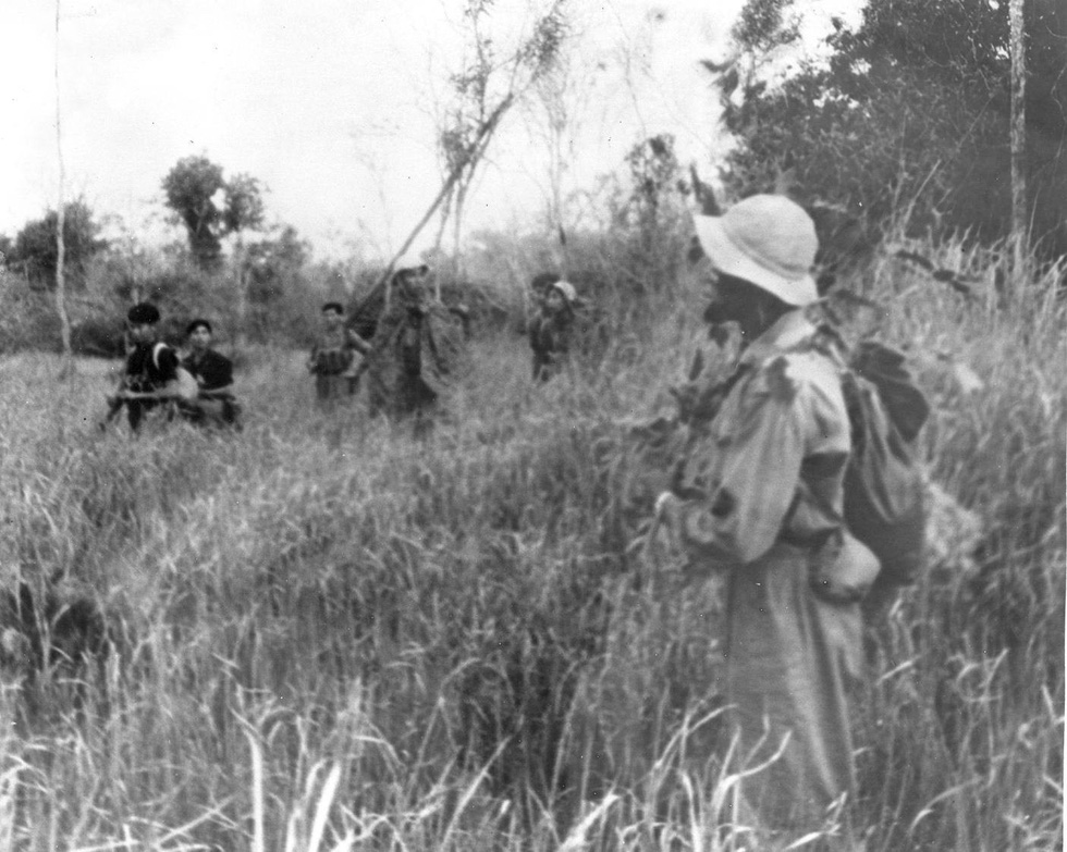 Bộ ảnh đặc biệt năm Mậu Thân 1968 của quân đội Mỹ - Ảnh 38.