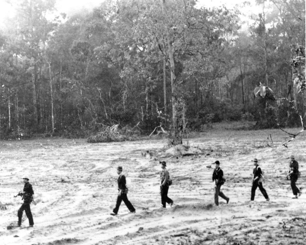 Bộ ảnh đặc biệt năm Mậu Thân 1968 của quân đội Mỹ - Ảnh 7.