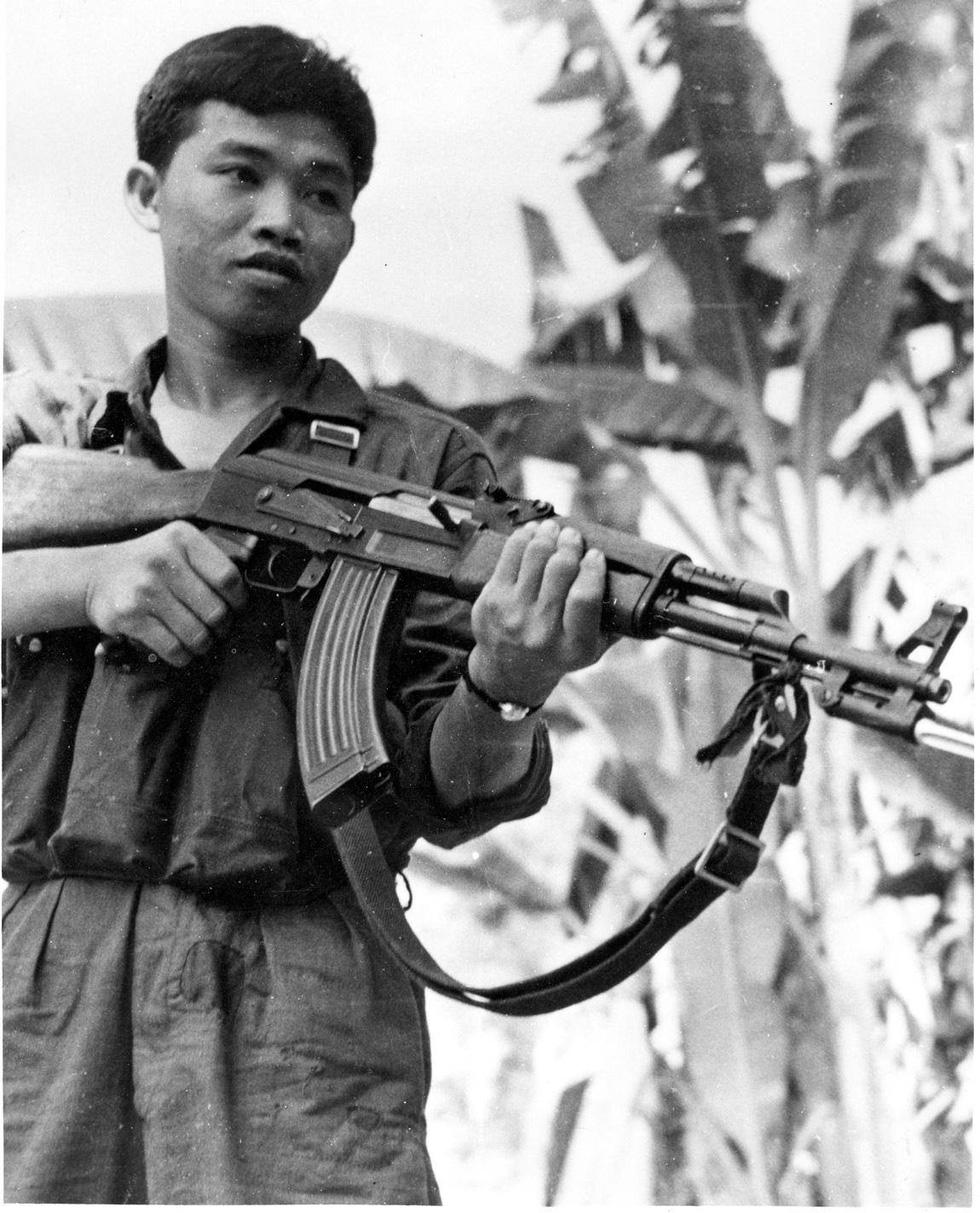 Bộ ảnh đặc biệt năm Mậu Thân 1968 của quân đội Mỹ - Ảnh 29.