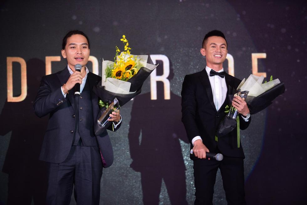 Hữu  Châu - người đàn ông biểu tượng của năm 2017 - Ảnh 8.