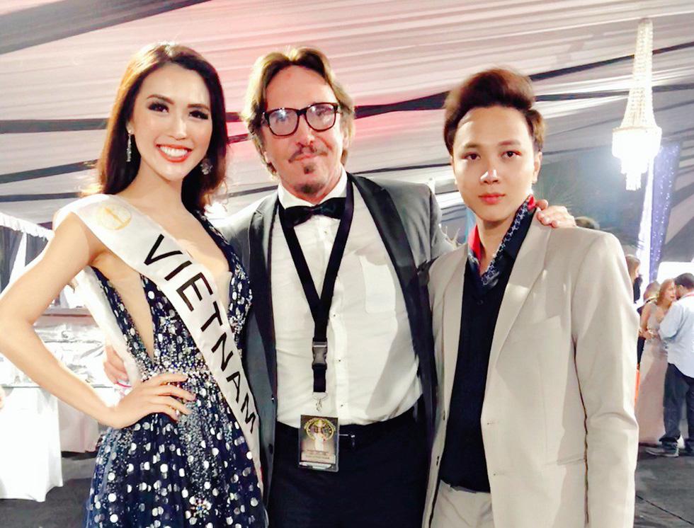 Tường Linh đoạt giải Hoa hậu được yêu thích nhất - Ảnh 7.