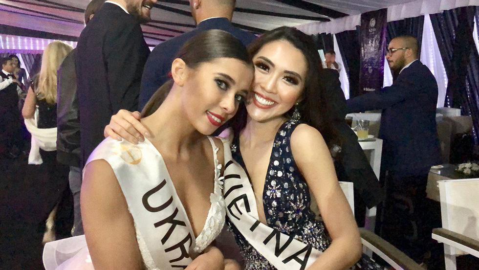 Tường Linh đoạt giải Hoa hậu được yêu thích nhất - Ảnh 8.