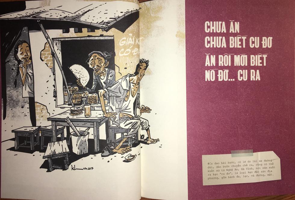 Thương nhớ thời bao cấp - sách tranh của Thành Phong và Hữu Khoa - Ảnh 6.