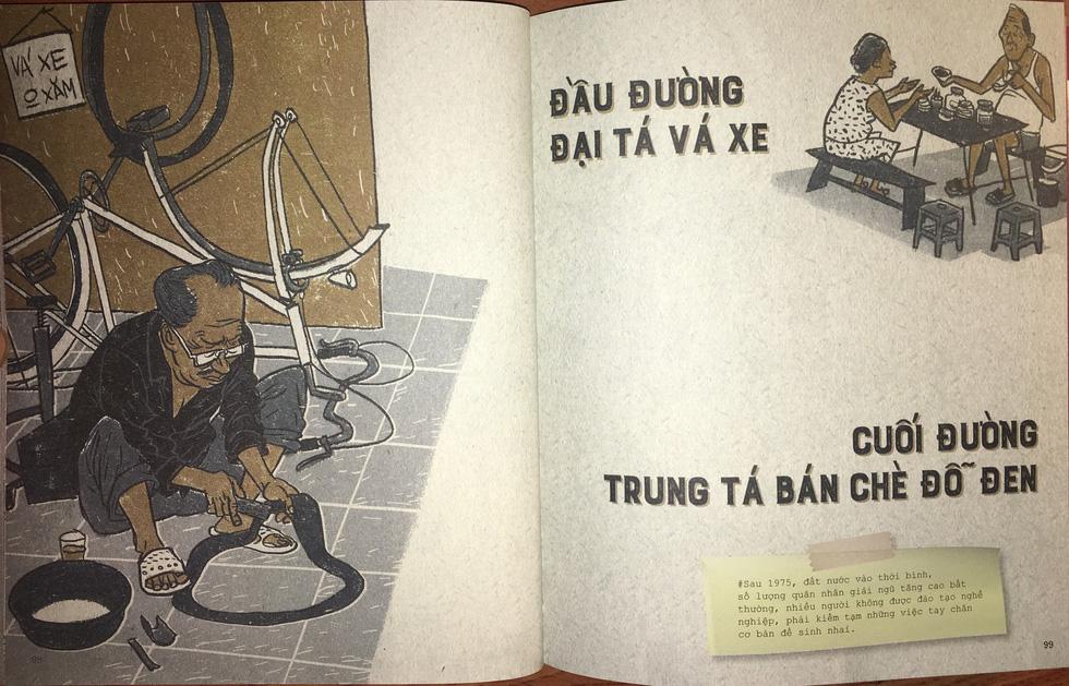 Thương nhớ thời bao cấp - sách tranh của Thành Phong và Hữu Khoa - Ảnh 10.