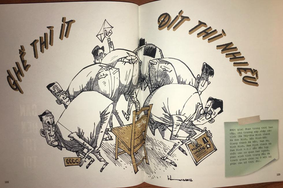 Thương nhớ thời bao cấp - sách tranh của Thành Phong và Hữu Khoa - Ảnh 16.