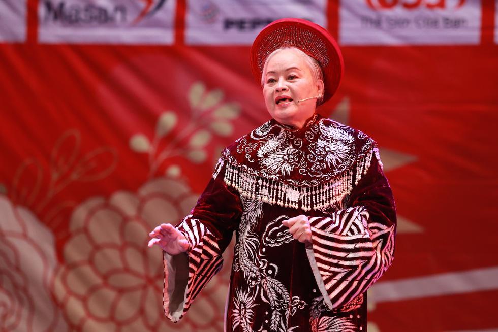 Nghệ sĩ Kim Cương, Thành Lộc, Hữu Châu... chúc tết sớm - Ảnh 11.