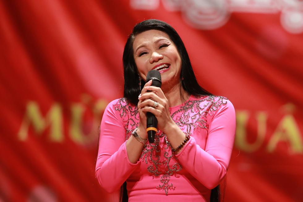 Nghệ sĩ Kim Cương, Thành Lộc, Hữu Châu... chúc tết sớm - Ảnh 12.