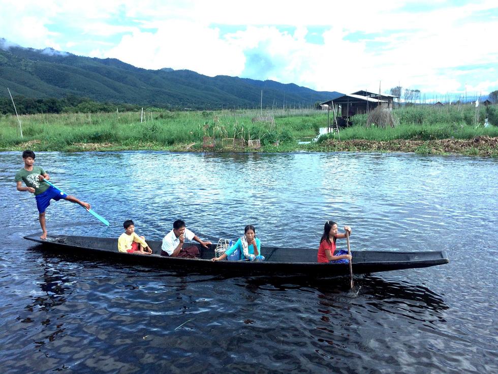 Myanmar dát vàng, Myanmar bình dị - Ảnh 15.