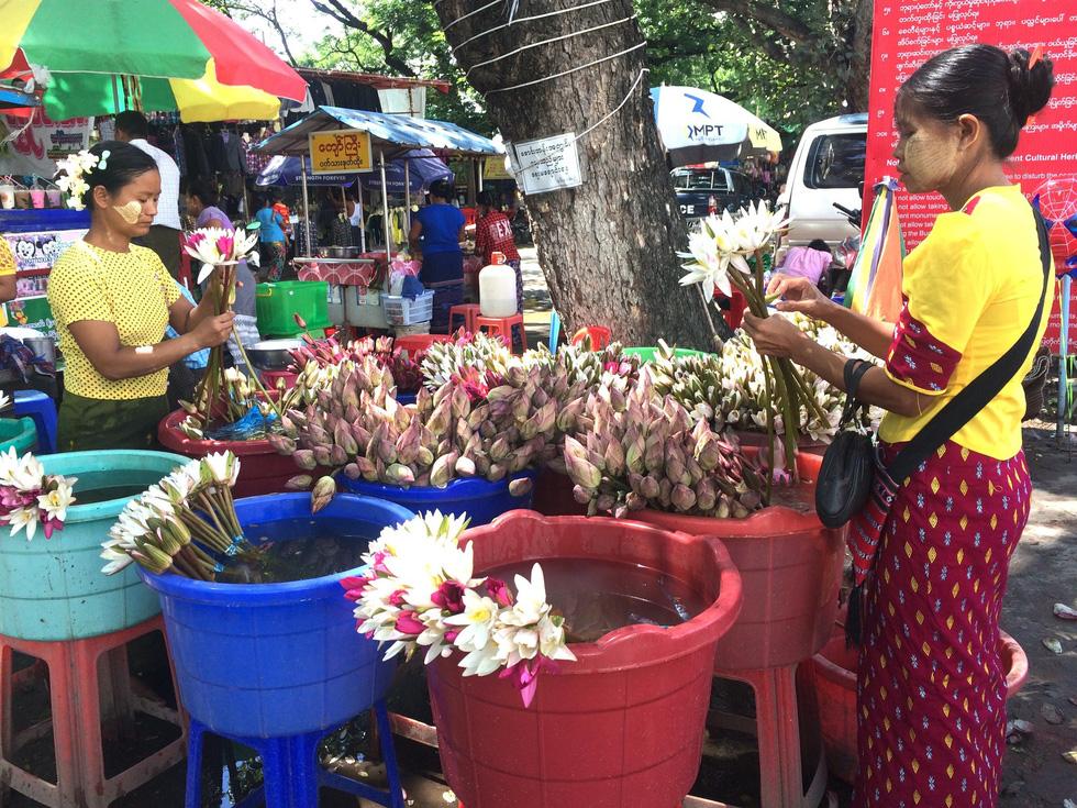 Myanmar dát vàng, Myanmar bình dị - Ảnh 13.