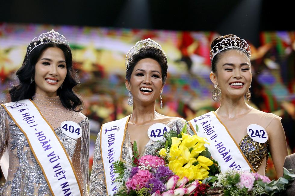 Ngắm nhan sắc tân hoa hậu HHen Niê qua các vòng thi - Ảnh 16.