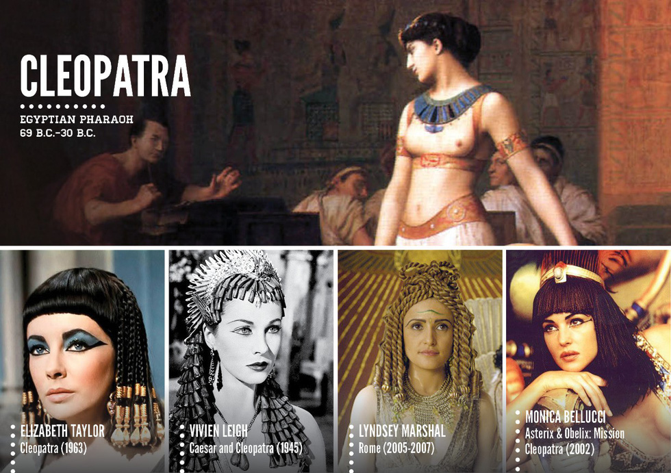 Xem thế giới làm phim về các nhân vật lịch sử có giống thật? - Ảnh 11.