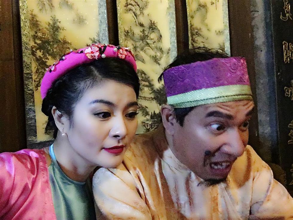 Kim Oanh: diễn viên là 'đồng nghiệp' với bác sĩ tâm thần - Ảnh 6.