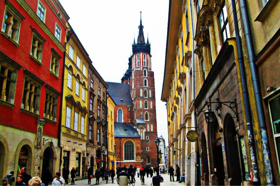 Đến Krakow ở Ba Lan nhớ tận dụng những hoạt động miễn phí - Ảnh 3.